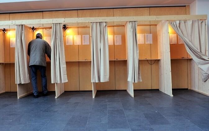 Выборы в местные органы власти пройдут в Эстонии 15 октября.