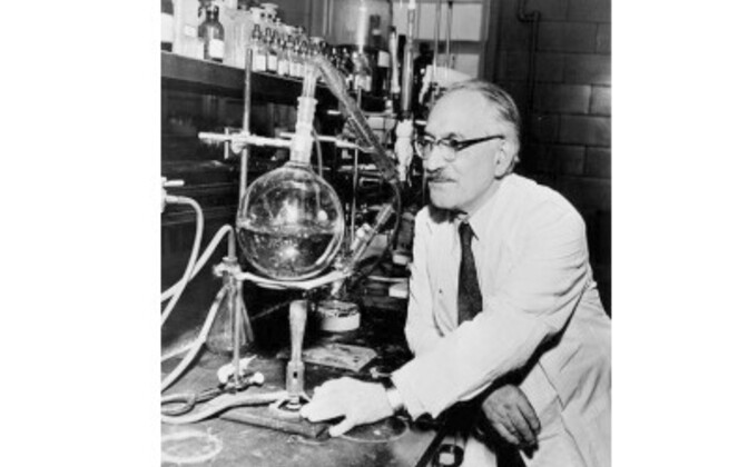 Selman Waksman laboris.
