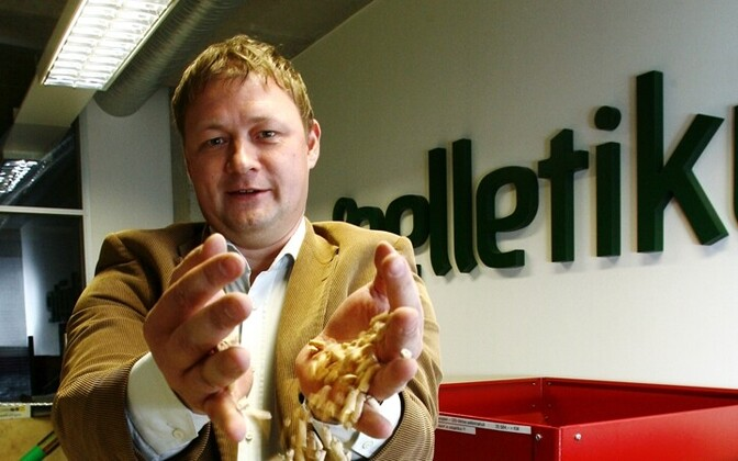 Graanul Invest's owner and CEO, Paul Kirjanen.
