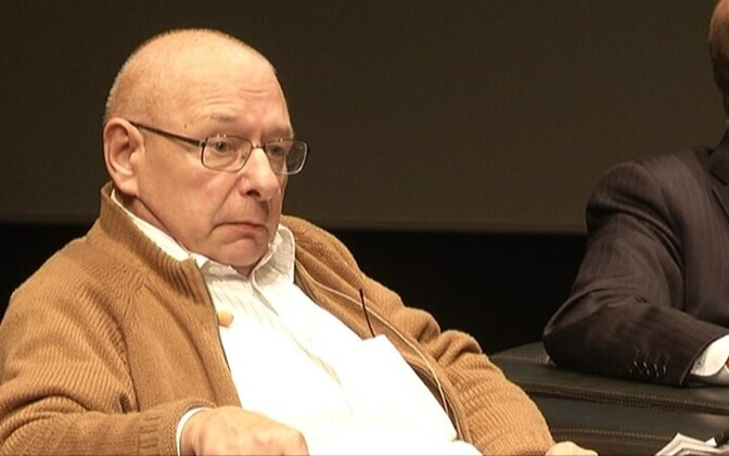 Eesti põhiseaduse üks autoreid Jüri Adams.