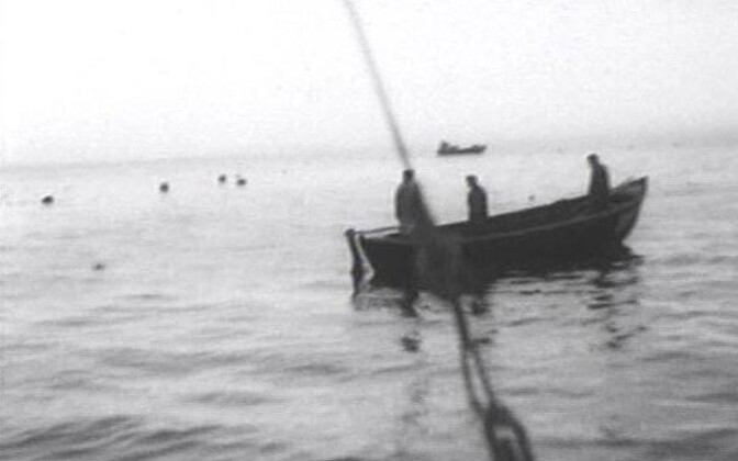 Many Estonians fled in nothing more than wooden fishing boats. Photo is illustrative.