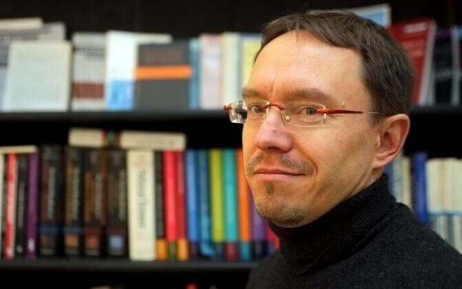 Tartu Ülikooli politoloog Vello Pettai.