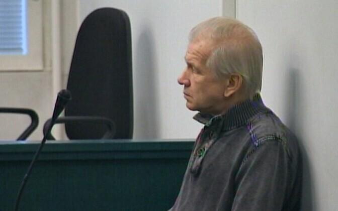 Vladimir Veitman in court