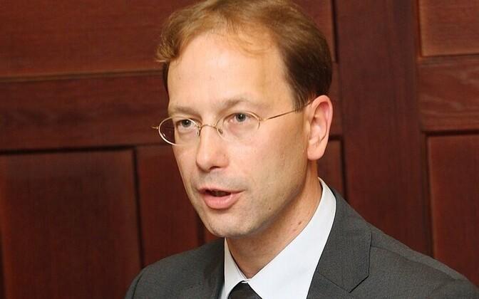 KaPo (ISS) Director General Arnold Sinisalu