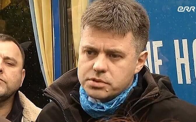 Urmas Reinsalu signed a joint Baltic memorandum on war and occupation reparations from Russia.