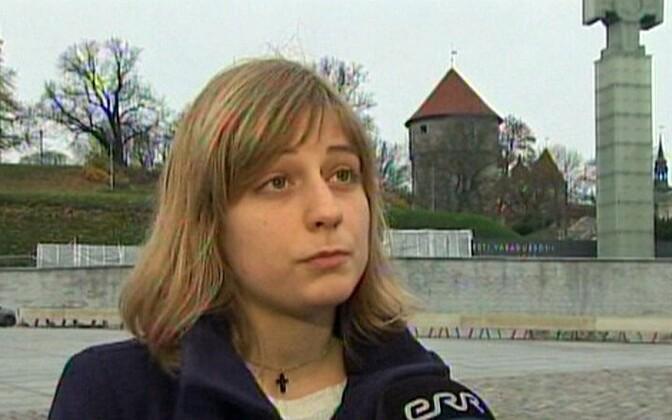 Анастасия Рыбаченко считает, что решающим станет слово Андруса Ансипа.