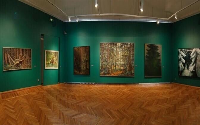 Tartu kunstimuuseumi näitus