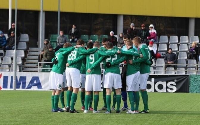 FC Levadia, winners 2013