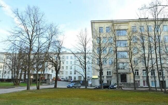 Ида-Таллиннская центральная больница.