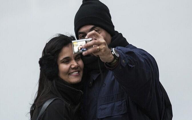 Selfie tähistab digikaameraga endast tehtud fotot