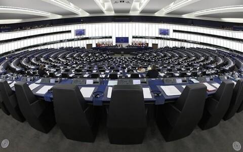 Зал Европарламента. Иллюстративное фото.