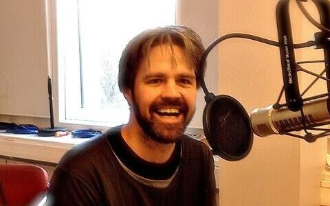 Andri Luup raadios