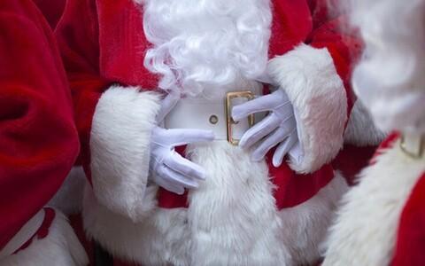 Kuressaare jõulukuusk osaleb jõuluvanade kokkutulekul