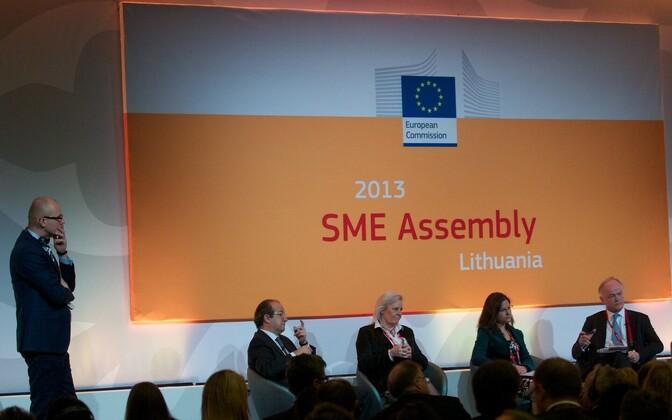 2013 SME Assembly in Vilnius