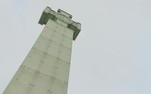 Vabadussõja võidusammas Tallinnas.
