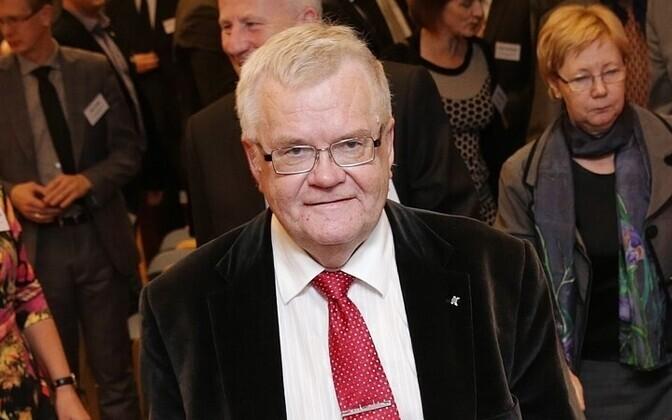 Tallinn Mayor Edgar Savisaar