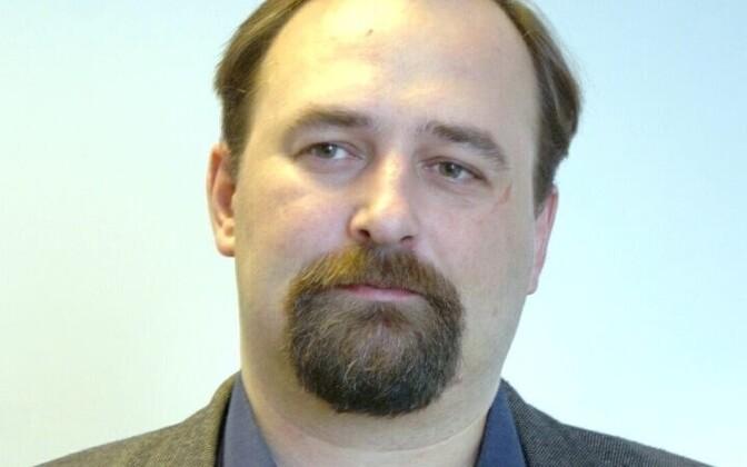 Политолог Кармо Тюйр.