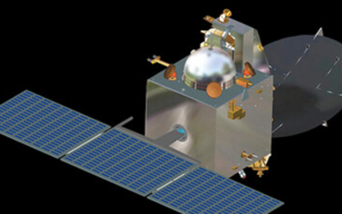 Mars Orbiter Mission.