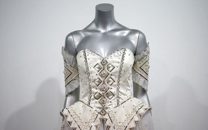 Kleit, mida Diana kandis esmakordselt 1986. aastal
