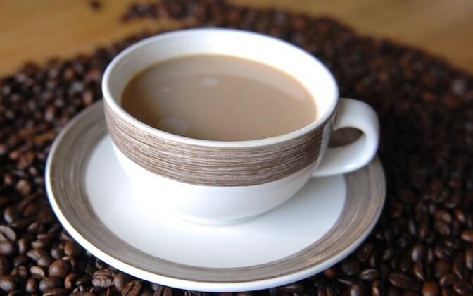 Kohvi maitse sõltub märgistusest