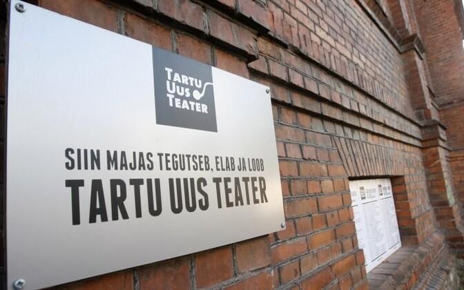 Tartu Uus Teater alustab hooaega.