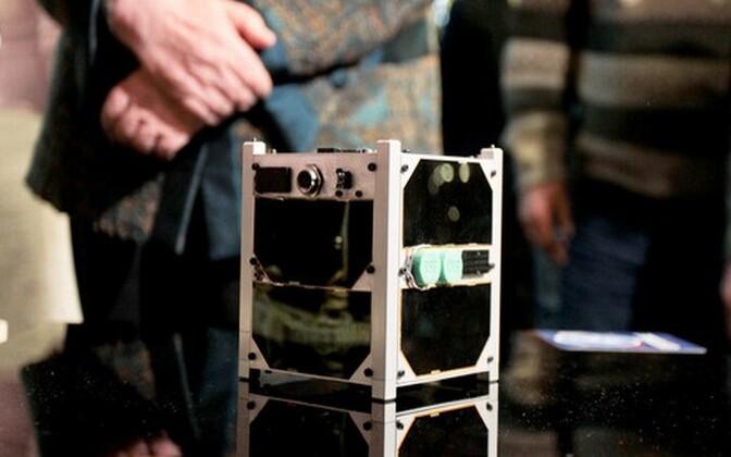 Eesti esimene tudengisatelliit ESTCube-1
