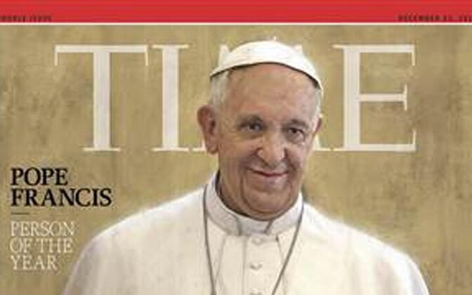 Franciscus Time/Scanpix