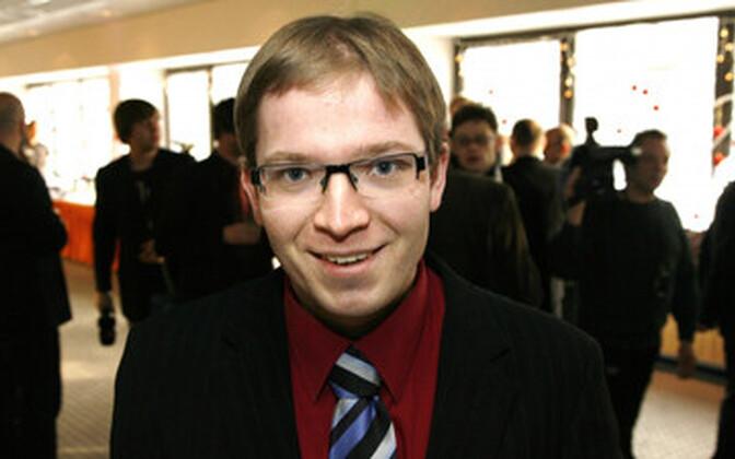 Arko Olesk.