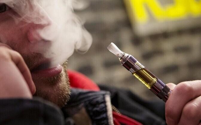 E-sigaret.