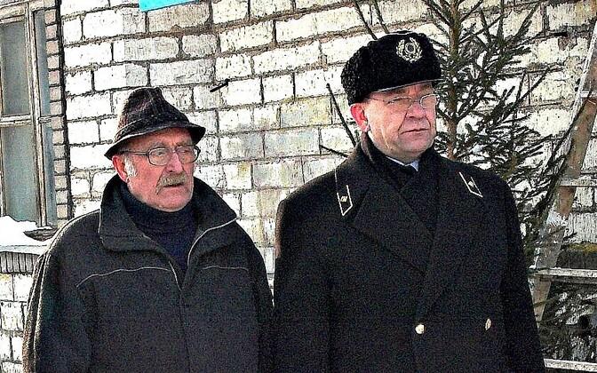 Feliks Kark ja Tõnu Kark