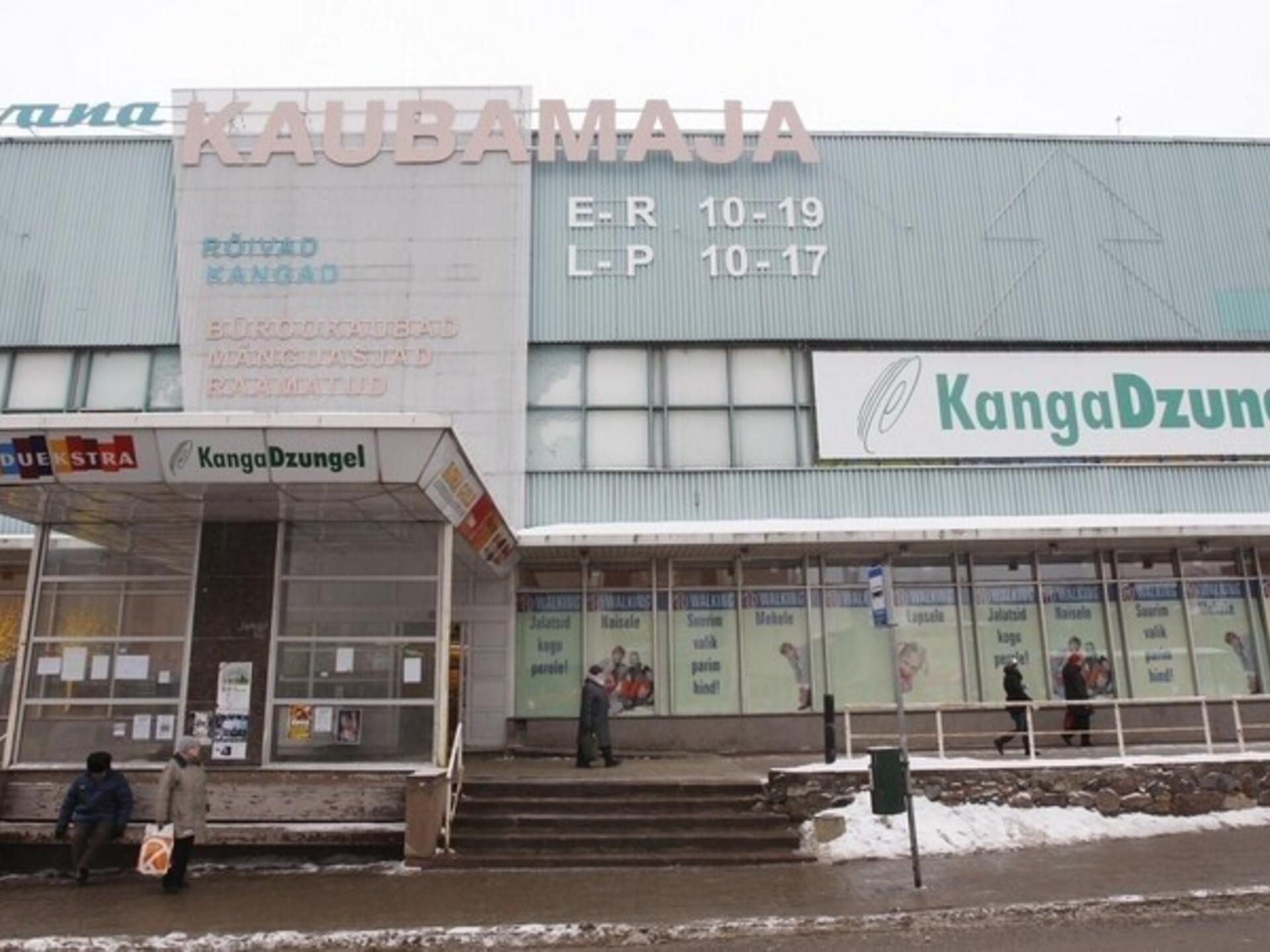 6cce7a67fa0 Vana Tartu kaubamaja asemel tuleb kolmekordne kompleks   Eesti   ERR