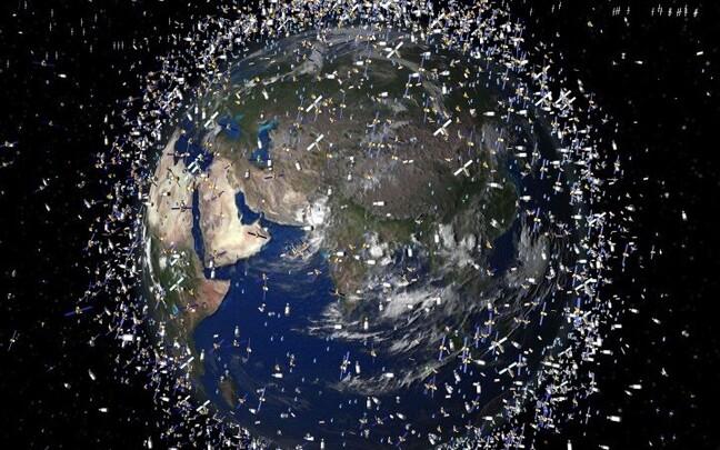 Космос. Фото иллюстративное.