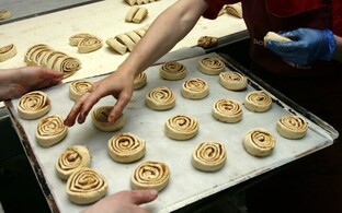 Cinnamon rolls. Photo is illustrative.