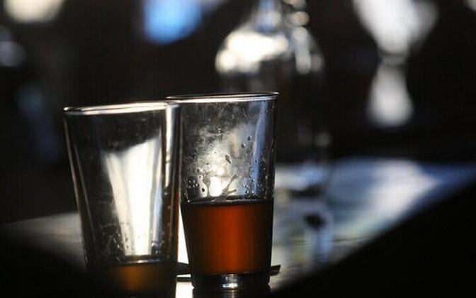 Ohvrid joodeti purju.
