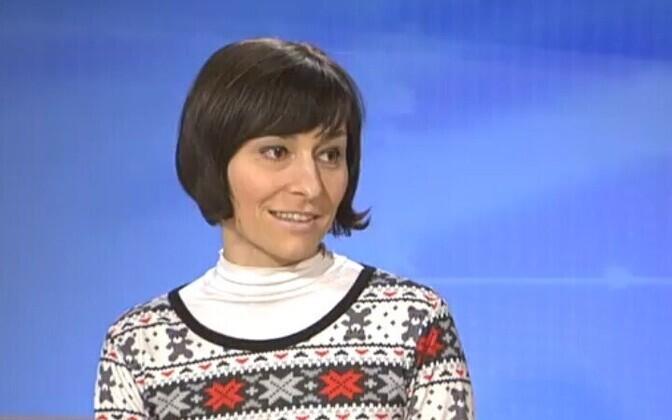 Алена Суржикова.