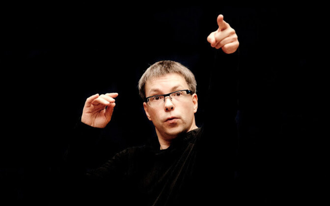 Conductor Olari Elts is one of six new supervisory board members at Eesti Kontsert.