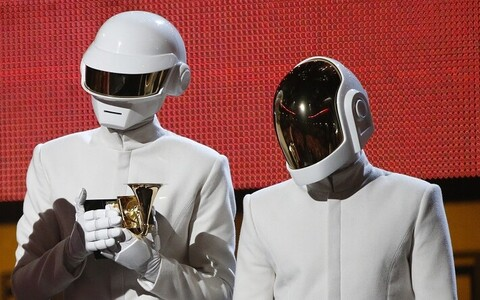 Daft Punk 56. Grammy galal