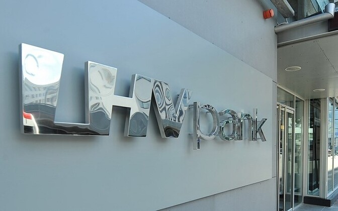 LHV Bank has opened a branch office in London. (Image is illustrative)