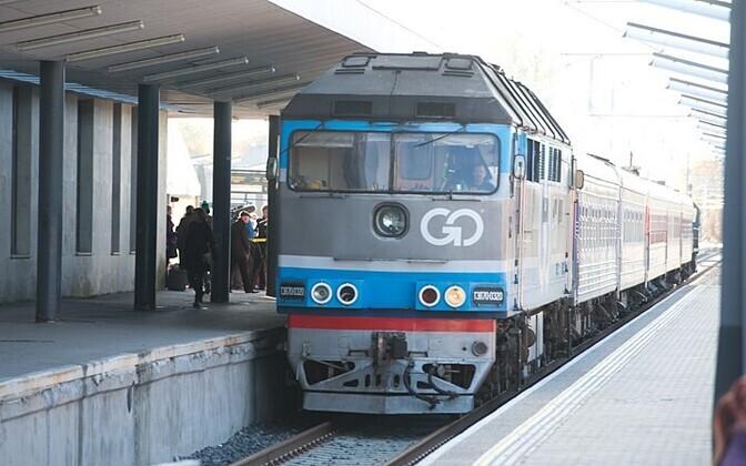Rail Baltic.
