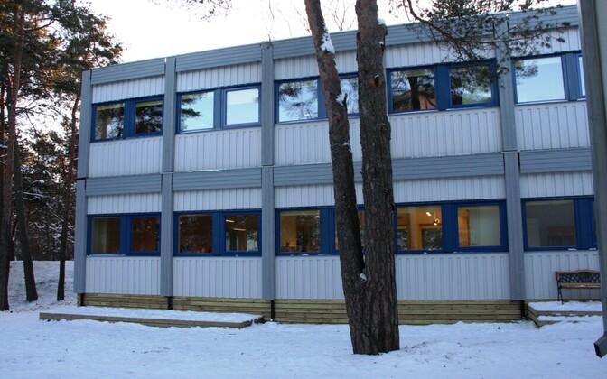 Модульный детский сад Männimudila
