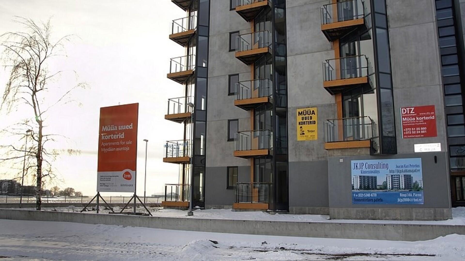 Квартиры с аукциона в таллинне оформление недвижимости в испании
