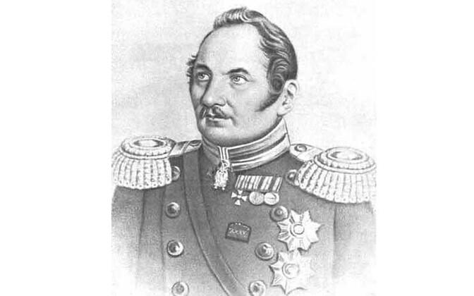 Fabian Gottlieb Benjamin von Bellingshausen
