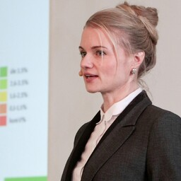 Mainor Business School economic analyst Ruta Arumäe.