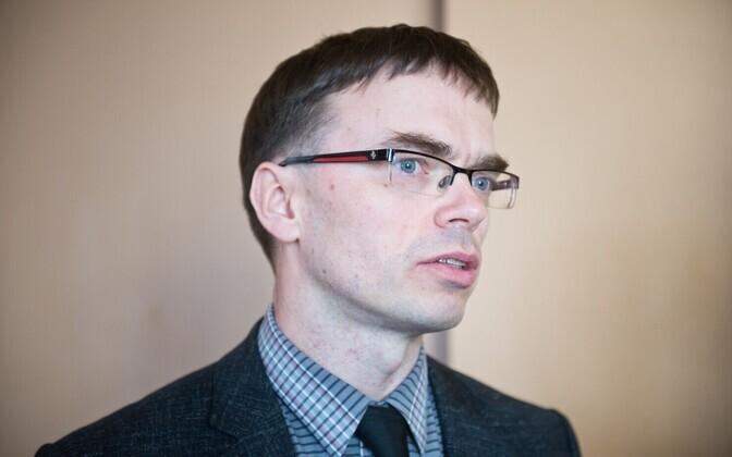 Sotsiaaldemokraatliku erakonna esimees Sven Mikser.