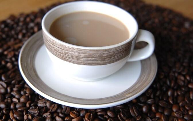 Kohv on paljude inimeste hommiku alustaja.
