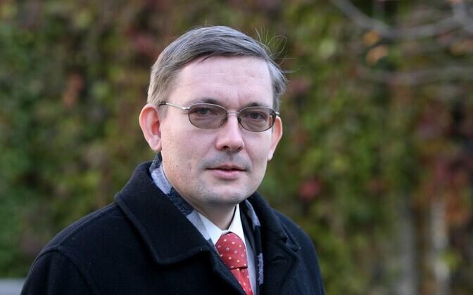 Eesti ajalehtede liidu tegevdirektor Mart Raudsaar