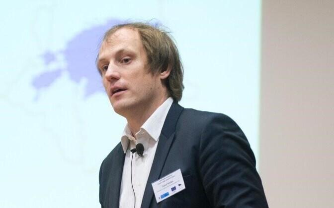 Taavi Kotka on majandusministeeriumi asekantsler.
