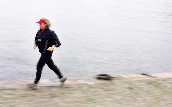 Tervislikud eluviisid tagavad nauditavama vanaduspõlve.