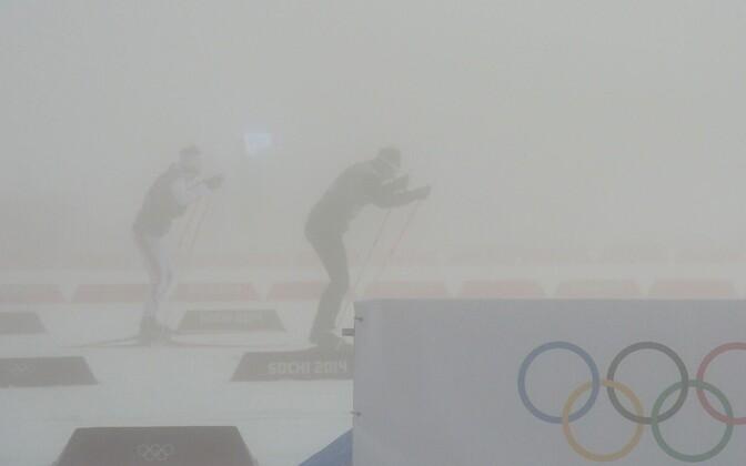 Laskesuusatamine Sotši olümpiamängudel