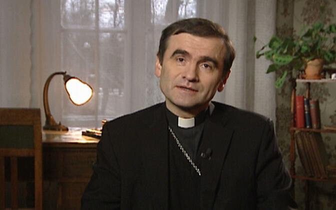 Bishop Philippe Jourdan.